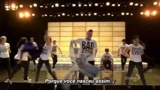 Glee - Born This Way - LEGENDADO