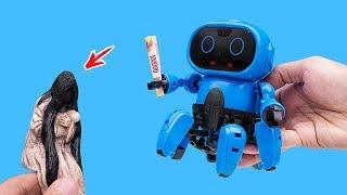 5 ROBOT UNIK BERFAEDAH SEKALI TERBARU