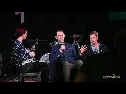 All Things Must Pass: A Conversation With Colin Hanks & Sean Stuart At GRAMMY Pro Studio Austin
