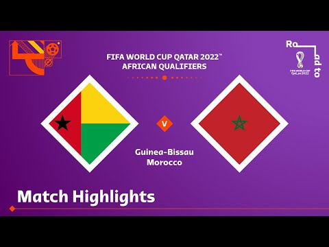 Guinea Bissau Morocco Goals And Highlights