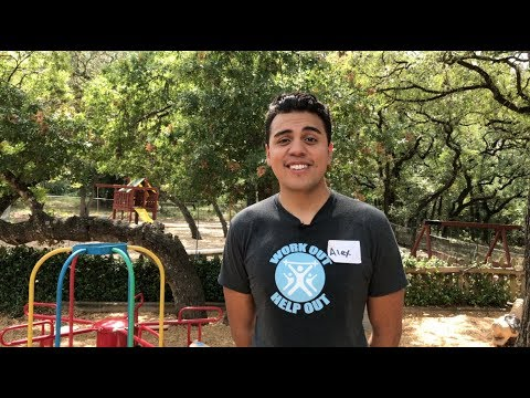 Alex Gonzalez - August 2017 Volunteer Spotlight!
