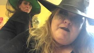 Black Magic Woman Carlos Santana lip dub Fugly Halloween