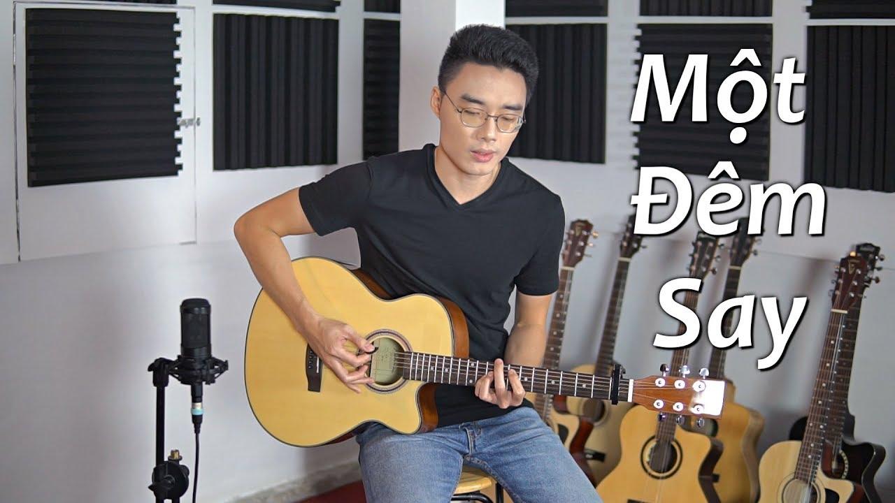 Photo of Một Đêm Say (Acoustic Cover) – Minh Mon [St: Thịnh Suy]  tuyệt vời