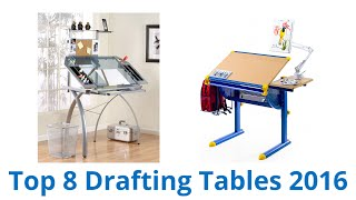 8 Best Drafting Tables 2016
