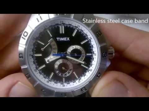 a776491c778 Pánské hodinky Timex Retrograde T2N516 - Men´s Watch Timex Retrograde  T2N516 (Unboxing)