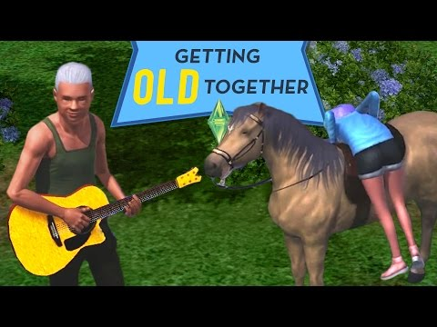 GETTING OLD TOGETHER!  - Sims 3 Ever After Ep.52