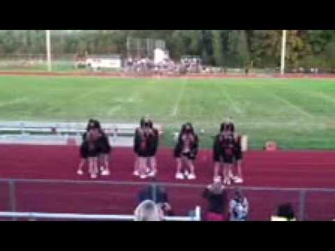 Armada Middle School Halftime Routine 2013