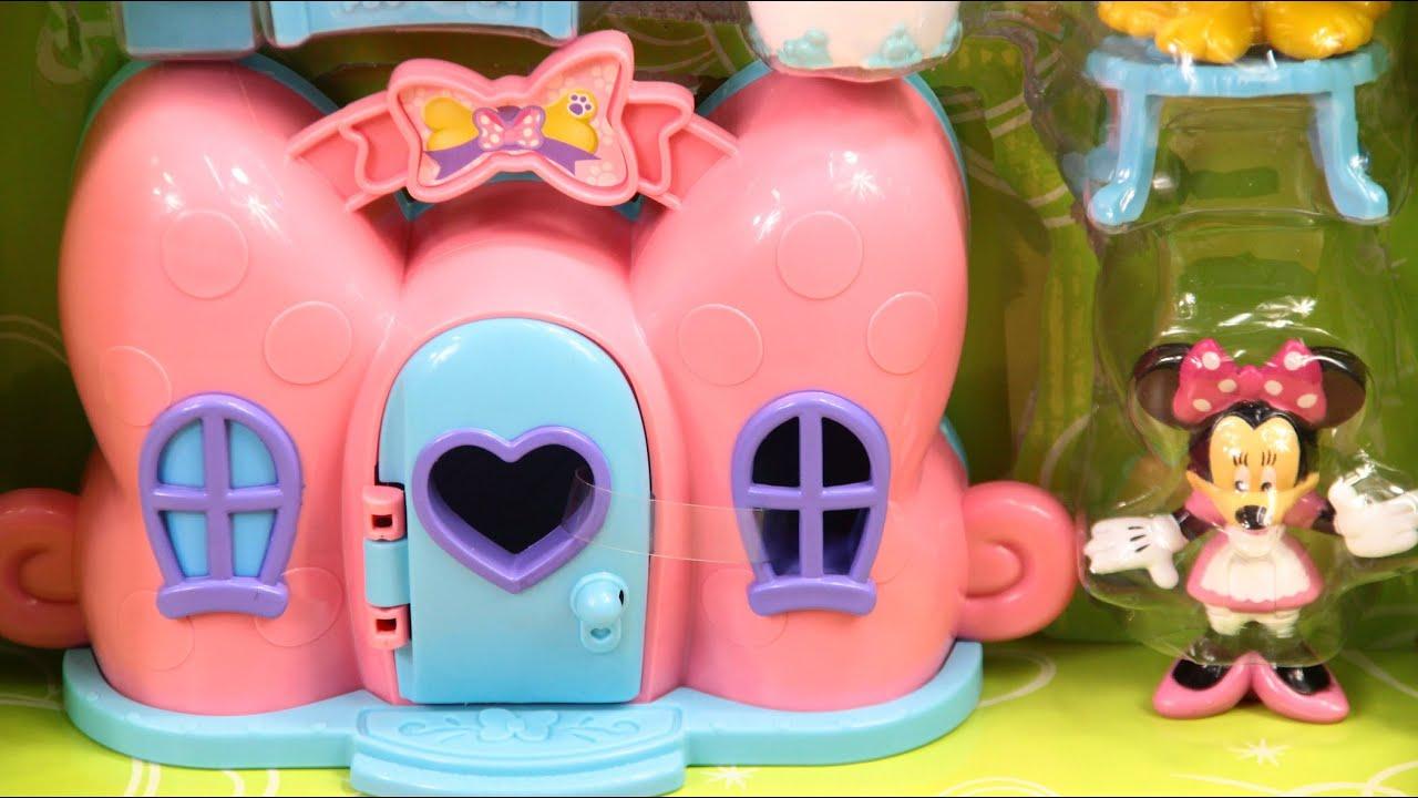 minnie mouse pet bow-tique / sklep zoologiczny myszki minnie ... - Cucina Fisher Price