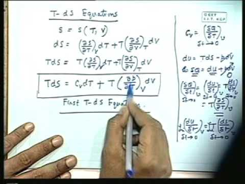 Lec-14 Thermodynamic Property Relations-II