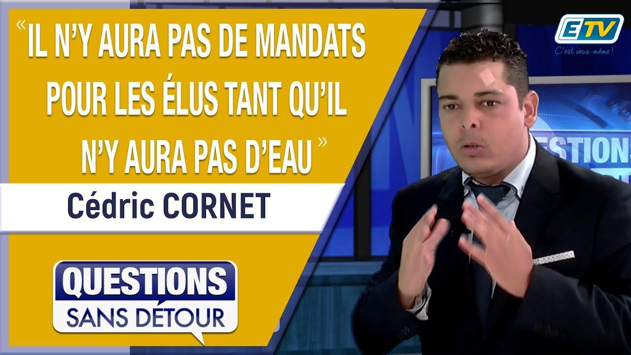 Questions Sans Détour avec Cédric CORNET