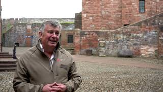 Carlisle Castle interview for Discover Carlisle