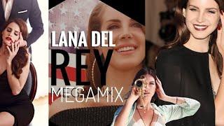 Lana Del Rey-The Legendary Megamix [2011-2020] [25+ Songs]