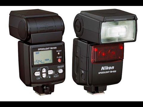 nikon sb 600 flash review youtube rh youtube com SB- 400 nikon sb 600 flash manual