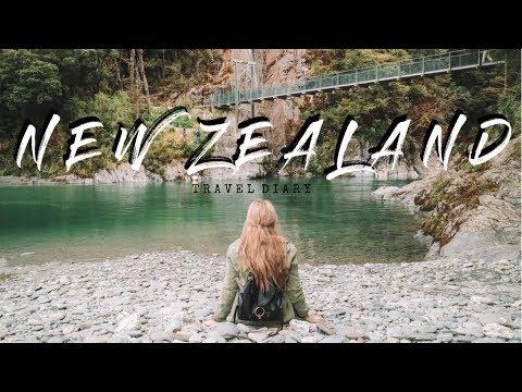 NEW ZEALAND 2017 | TRAVEL DIARY