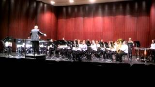 2013 Memphis Community Schools 7th & 8th Grade Band Festival Performance