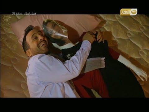 يا جماعة هو دا بجد مجنون نرمين الفقى .. مش هتصدقوا عمل ايه؟!!