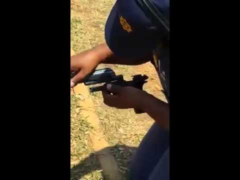 South African Police efficiency