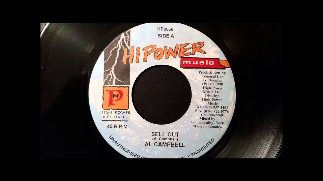Al Campbell - Sell Out