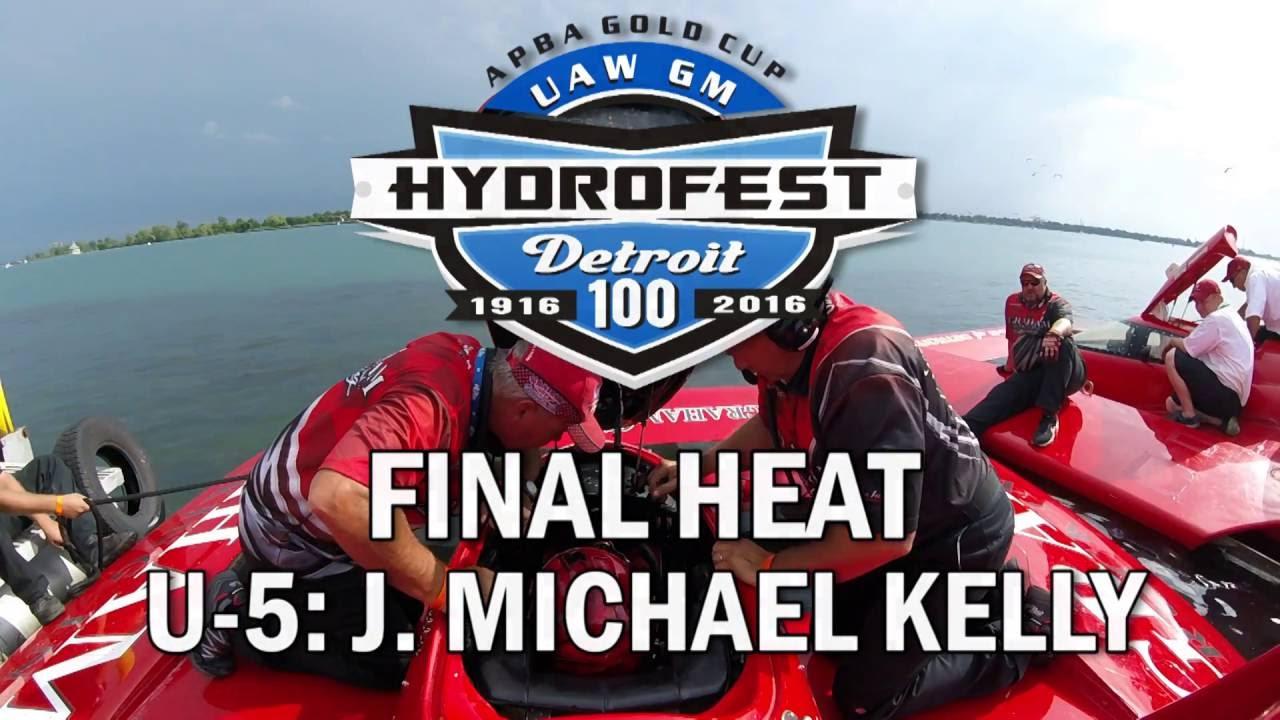 Detroit Boat Racing