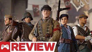 Call of Duty: WWII - The Resistance DLC Review