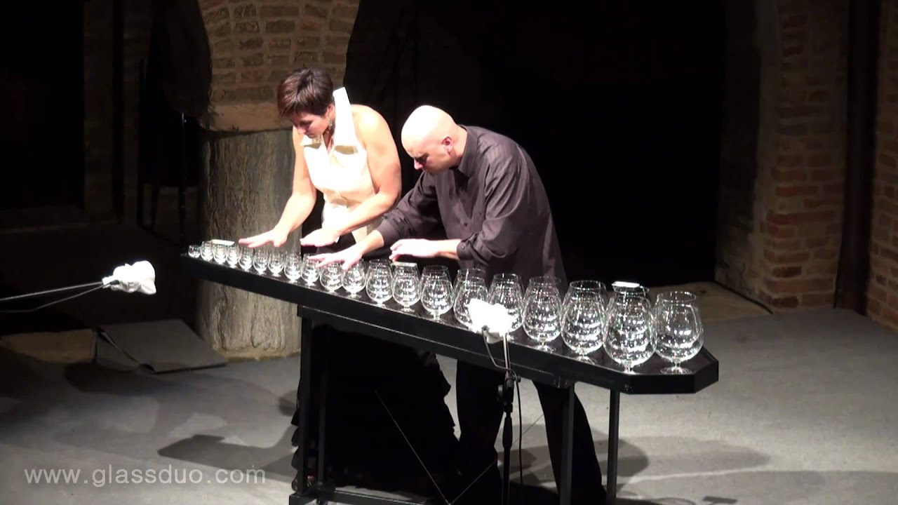 Sugar Plum Fairy by Tchaikovsky - Glass Harp LIVE (HD)