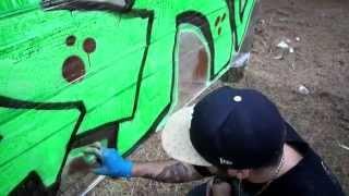 Over / Chile - Forest Graffiti