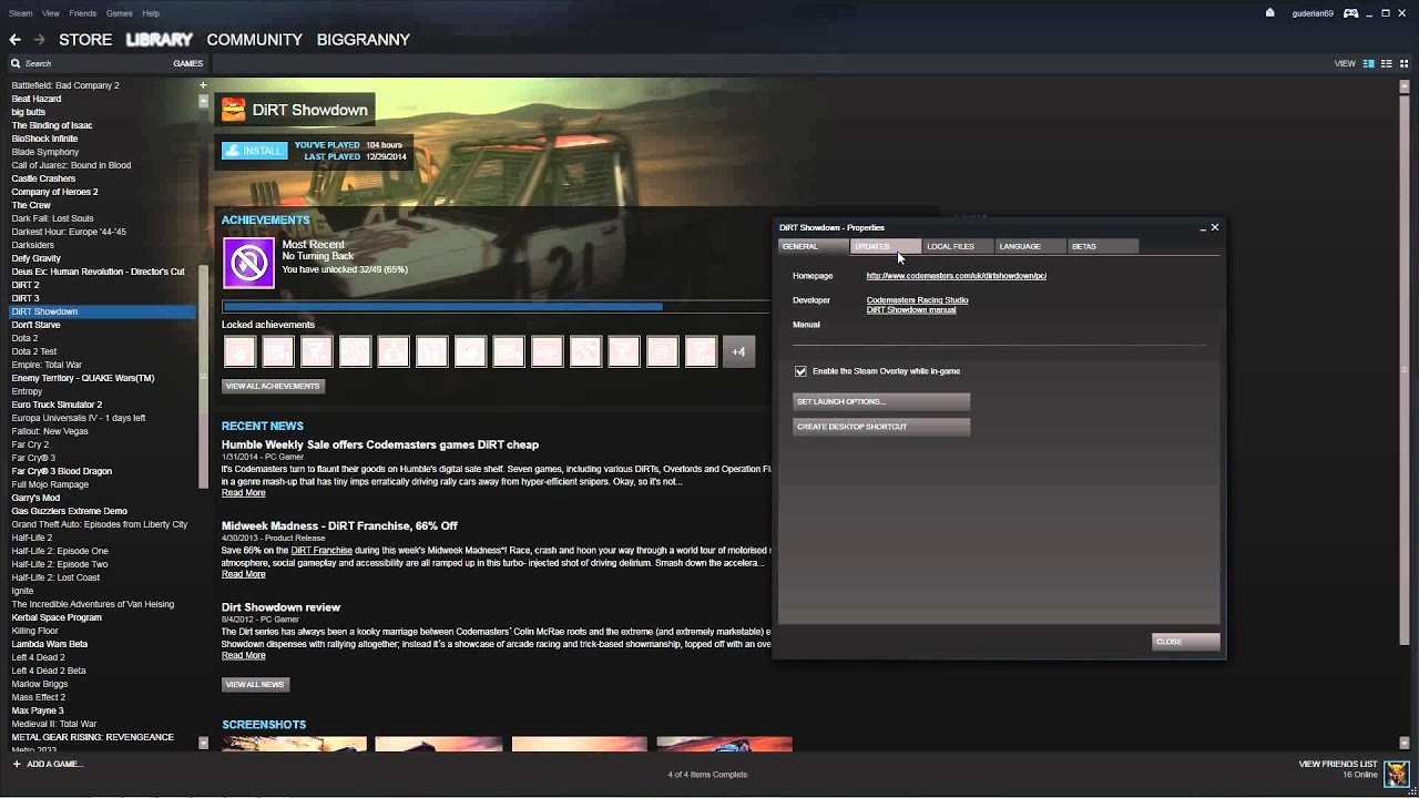 STEAM: How to Fix Game Corruption and Saves (Disabling Steam Cloud) Voice