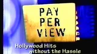Pay Per View Music and Film Opening (Late 90s/Early 2000s)