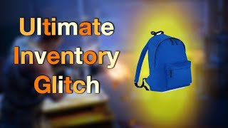 Fortnite Unlimited Inventory GLITCH!!! NEW LEGENDARY BACKPACK GLITCH