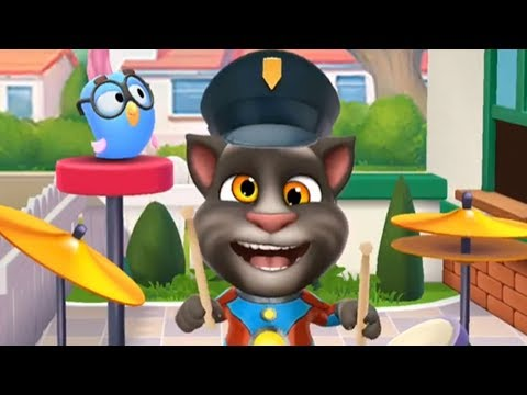 my-talking-tom-2-new-update-walkthrough-part-34-android-ios-gameplay-hd