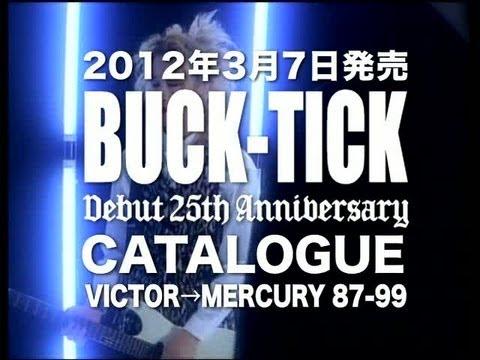BUCK-TICK「CATALOGUE VICTOR→ME...
