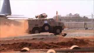 Al Masmak Nyoka Mk2 MRAP APC Mine Protected Armoured Vehicle personnel carrier Saudi Groups