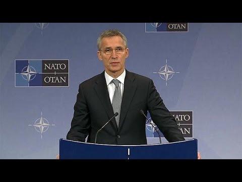 """Nato sichert Ukraine """"unerschütterlichen Beistand"""" zu"""