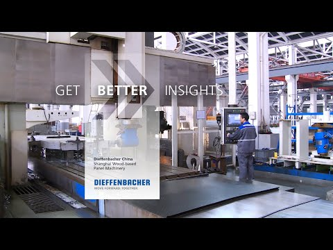 DIEFFENBACHER Production Facility in Shanghai, China