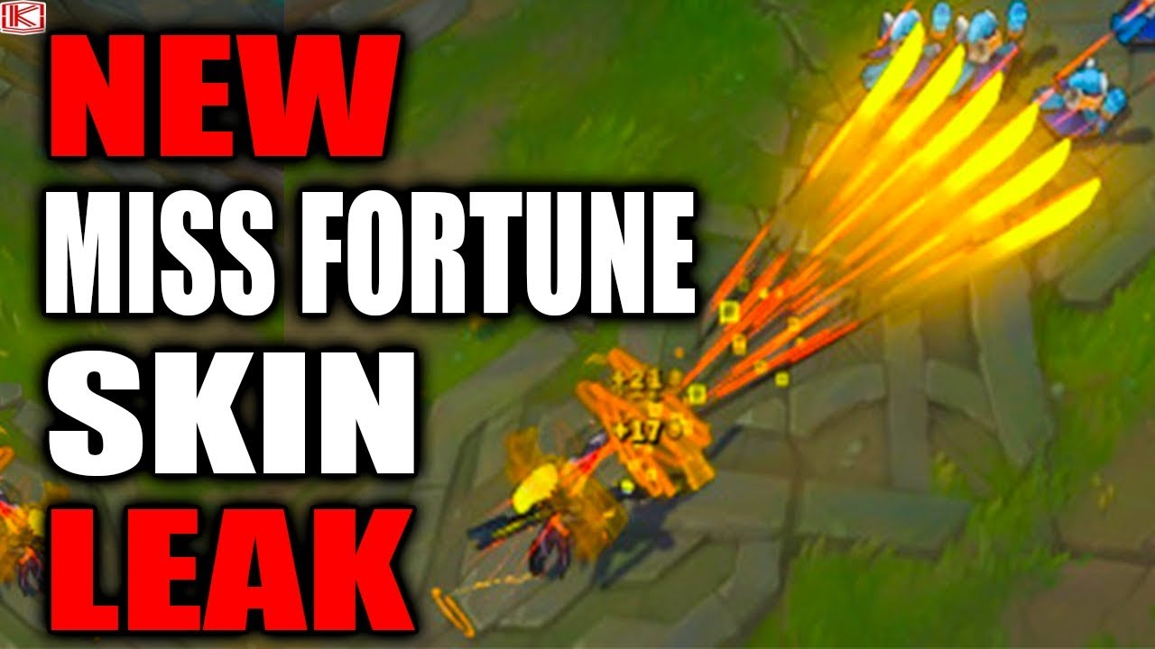 NEW MISS FORTUNE SKIN LEAK, QUINN REWORK, JHIN BUFF PATCH 8 5 - League of  Legends