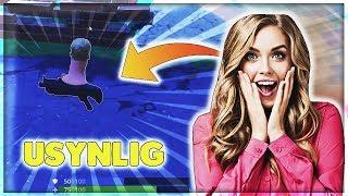 MEGA *OP* GLITCH (USYNLIG) | Danske Fortnite Highlights #217