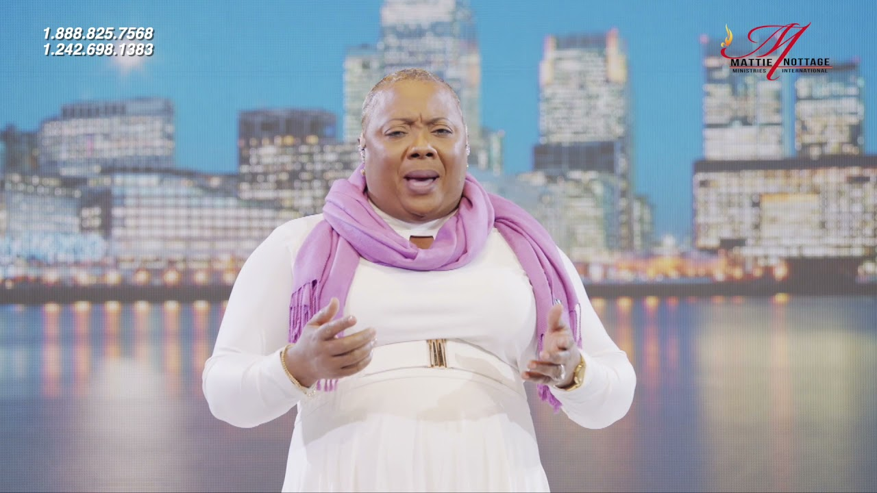 Download I SEE A BIG MIRACLE COMING YOUR WAY | PROPHETESS MATTIE NOTTAGE