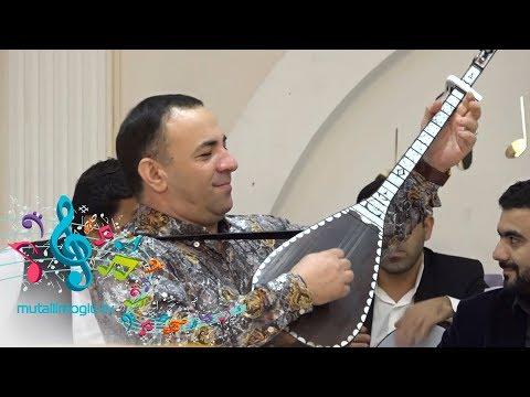 Asiq Mubariz - CANLI Saz Ve Qarmon Mohtesem Duet
