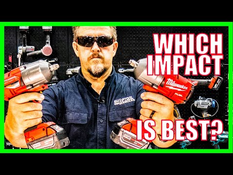 Milwaukee 2767 High Torque Impact or 2863 with One Key [WHICH ONE??]