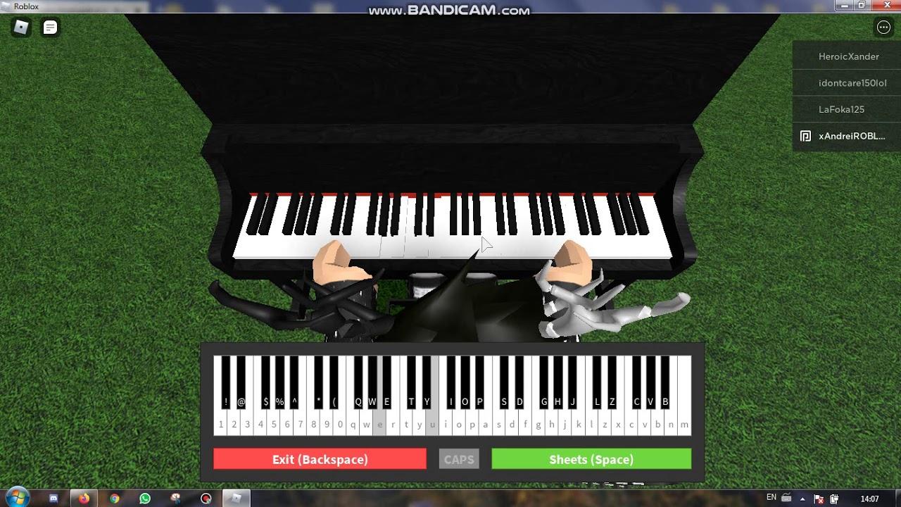 Roblox Piano Memes Roblox Piano Coffin Dance Meme Song No Sheets Youtube