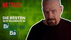 Die besten WTF Momente in Breaking Bad | Netflix