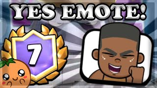 How to Win Ghost Parade & New Ram Rider Emote 🍊
