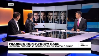 France's Topsy-Turvy Election: Uncertain outcome as insurgents blow away old guard (part 1)