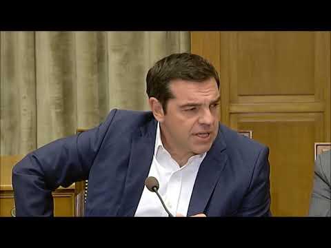 Αλ. Τσίπρας: Ο κ. Μητσοτάκης στην Ευρώπη συμμαχεί με τις ακραίες φωνές των Όρμπαν - Κουρτς