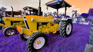 FORD 3600 Malwa Tractor Modified