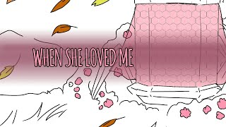 When She Loved Me | Pearl/Pink Diamond (10k subs special)