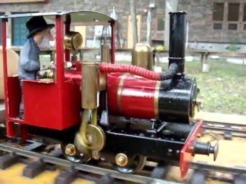 Cricket of Berkeley Locomotive Works