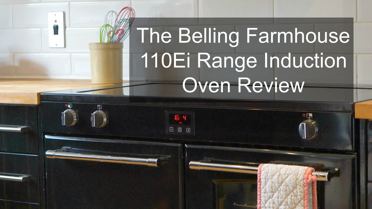 The Belling Farmhouse Ei Range Induction Oven