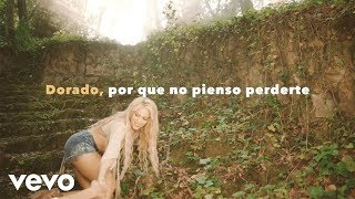 Shakira - Amarillo (Lyrics)
