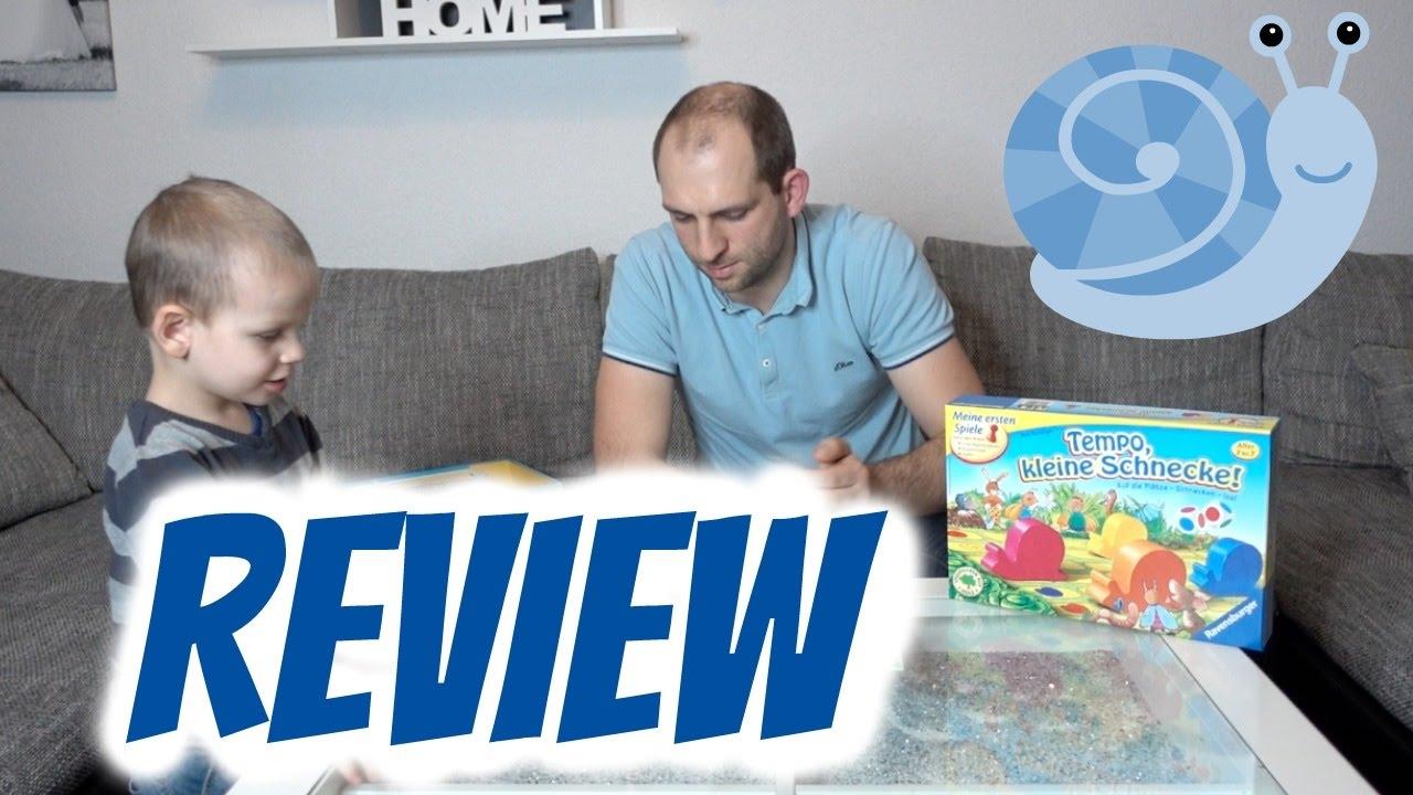 Spielevorstellung Tempo Kleine Schnecke Von Ravensburger Youtube